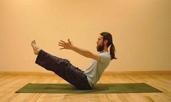 bài tập yoga xuất tinh sớm