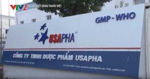 Công ty dược phẩm USAPHA
