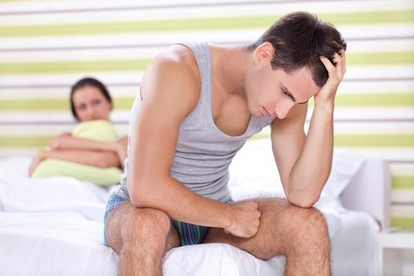 triệu chứng rối loạn cương dương